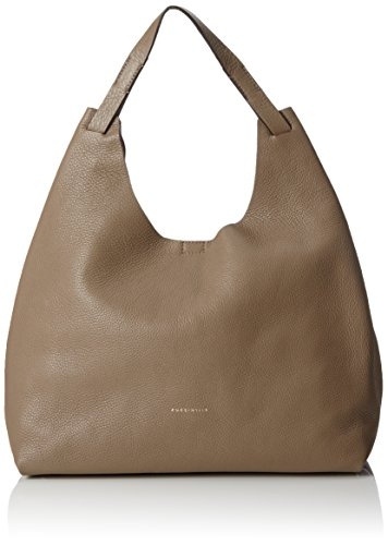 COCCINELLE - Delphine, Bolso Mujer, Mehrfarbig (Taupe/fraise), 15x22x34 cm (B x H T)