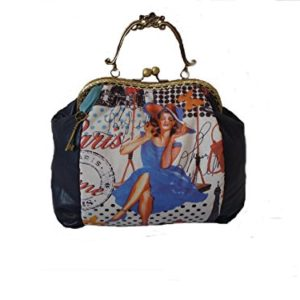 Bolso chica pin-up