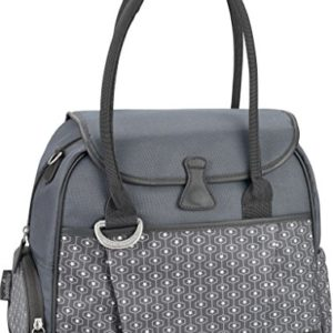 Babymoov Style A043561 - Bolso maternal, color gris