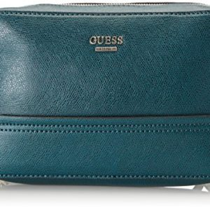 Guess - Hwvg6421120, Bolsos de mano Mujer, Verde (Forest), 15x22x32 cm (W x H L)