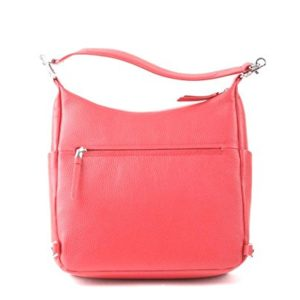 BREE - Nola 10, Backpack S S18, Bolso Mujer, Rot (Massai Red), 9x32x28 cm (B x H T)