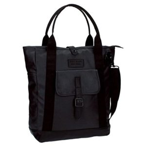 Pepe Jeans Black Label Bolso Shopper, Color Negro